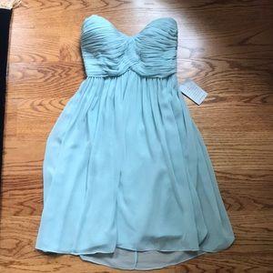 NWT blue formal dress